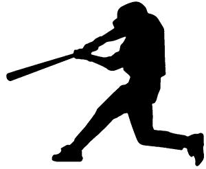 baseball-silhouette